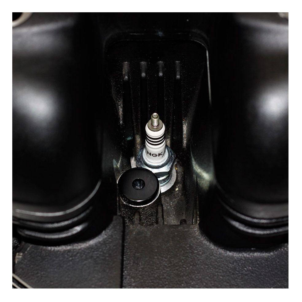 British Customs Air Injection Removal Kit Triumph Bonneville Se