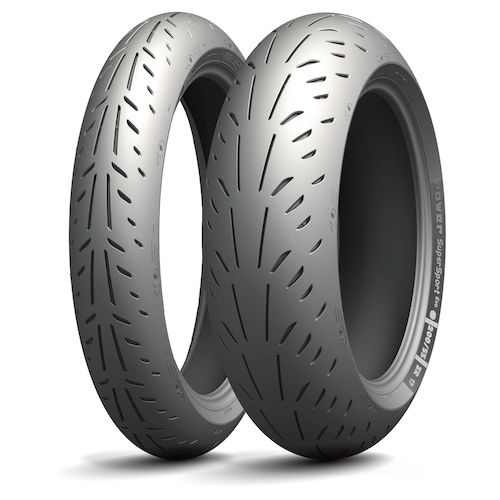 michelin power supersport evo rear tires revzilla. Black Bedroom Furniture Sets. Home Design Ideas