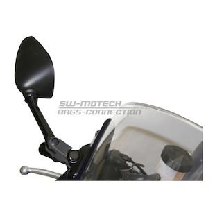 SW-MOTECH Mirror Wideners Honda CBR900RR / CBF600S / VFR800