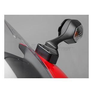 SW-MOTECH Mirror Wideners Honda VFR800F / VFR1200F / CBR1000RR Fireblade