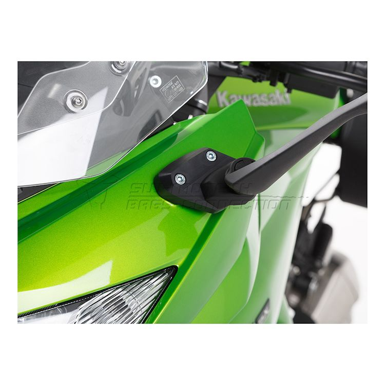 SW-MOTECH Mirror Wideners Kawasaki Ninja 1000 2014-2015