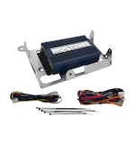 Hogtunes REV 200 Watt Amplifier Kit For Harley Touring 2014-2015