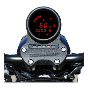 Dakota Digital 3200 Series Speedometer For Harley Dyna / Sportster 2012-2016