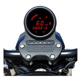 Dakota Digital 3200 Series Speedometer For Harley Dyna / Sportster 2012-2016