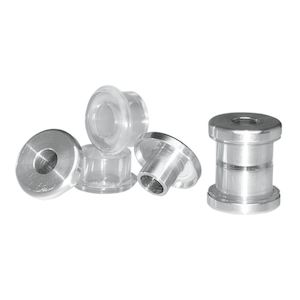 Alloy Art Gooden Tight Urethane Riser Bushings For Harley
