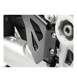 SW-MOTECH Heel Guards And Rear Master Cylinder Protector BMW R1200GS / Adventure