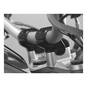 SW-MOTECH Barback Offset Handlebar Risers BMW R1200GS / R1250GS / Adventure / S1000XR