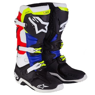 Alpinestars Tech 10 Barcia Motorcycle Boots