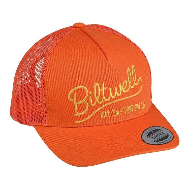 Biltwell Ride 'Em Trucker Mesh Hat
