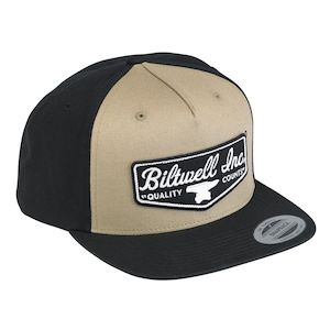 a hat of a different color pow