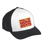 Biltwell Patch Fitted Baseball Hat