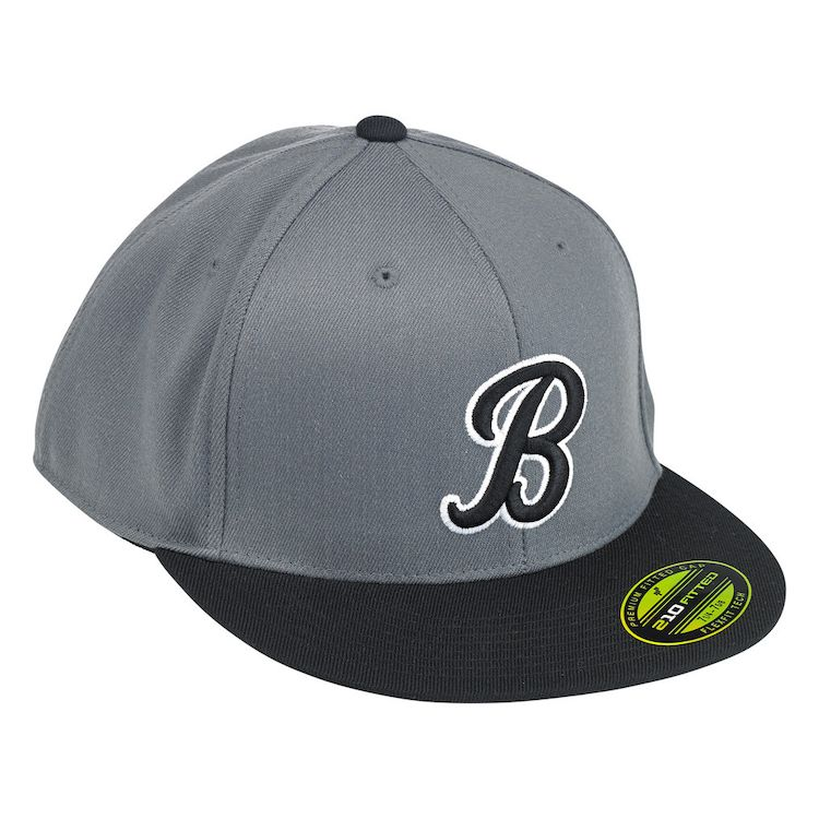 Biltwell Capital B Fitted Baseball Hat
