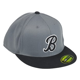 Biltwell Capital B Fitted Baseball Hat