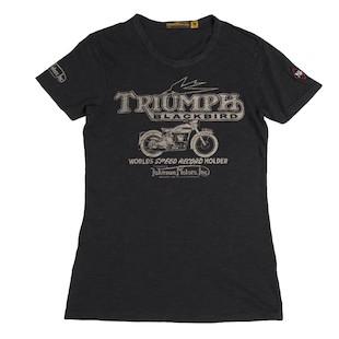 Triumph Johnson Motors Blackbird Women's T-Shirt