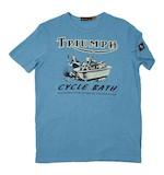 Triumph Johnson Motors Cycle Bath T-Shirt