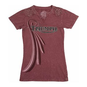 Triumph UHL Feathered Women's T-Shirt - (Sz XS Only)