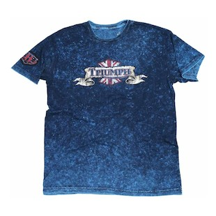 Triumph UHL Live Fast T-Shirt - (Size SM Only)