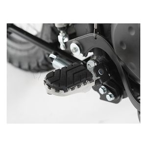 SW-MOTECH On-Road / Off-Road Footpegs Kawasaki KLR650 1986-2017 (superseded)
