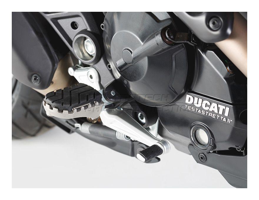 Sw Motech On Road Off Road Footpegs Ducati Scrambler