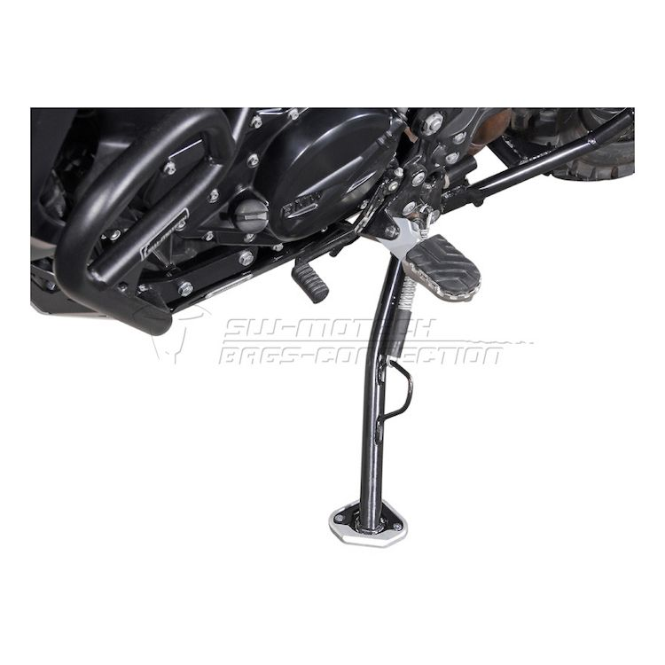 SW-MOTECH Sidestand Foot Enlarger BMW F650GS / F800GS / Adventure / Husqvarna TR650 Strada / Terra