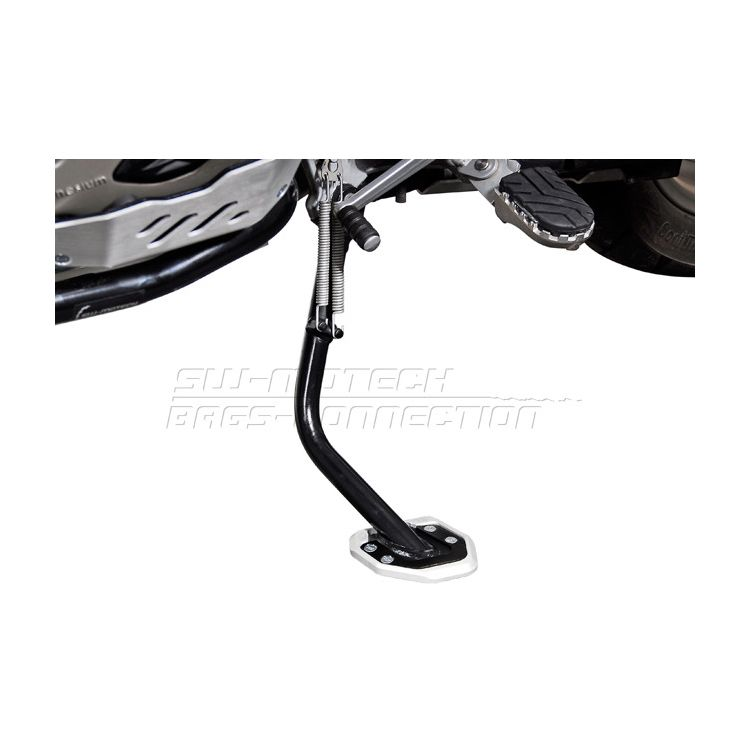SW-MOTECH Sidestand Foot Enlarger BMW R1200GS / Adventure 2004-2012