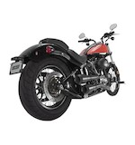 Vance & Hines Grenades Hi-Output Exhaust For Harley Softail 1986-2015