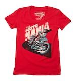 Triumph Moto Mania Women's T-Shirt