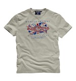 Triumph World's Fastest Motorcycle Flag T-Shirt