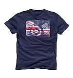 Triumph Dean Flag Legend T-Shirt