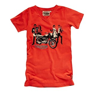 Triumph Retro Women's T-Shirt