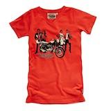 Triumph Retro Women's T-Shirt