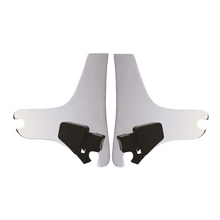 Cycle Visions D-Tach Sissy Bar Side Plates For Harley Touring 1997-2008