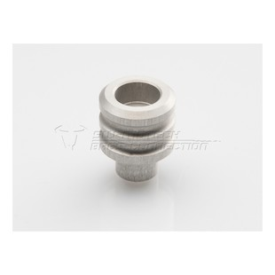 SW-MOTECH Adjustable Gear Lever Extension Silver