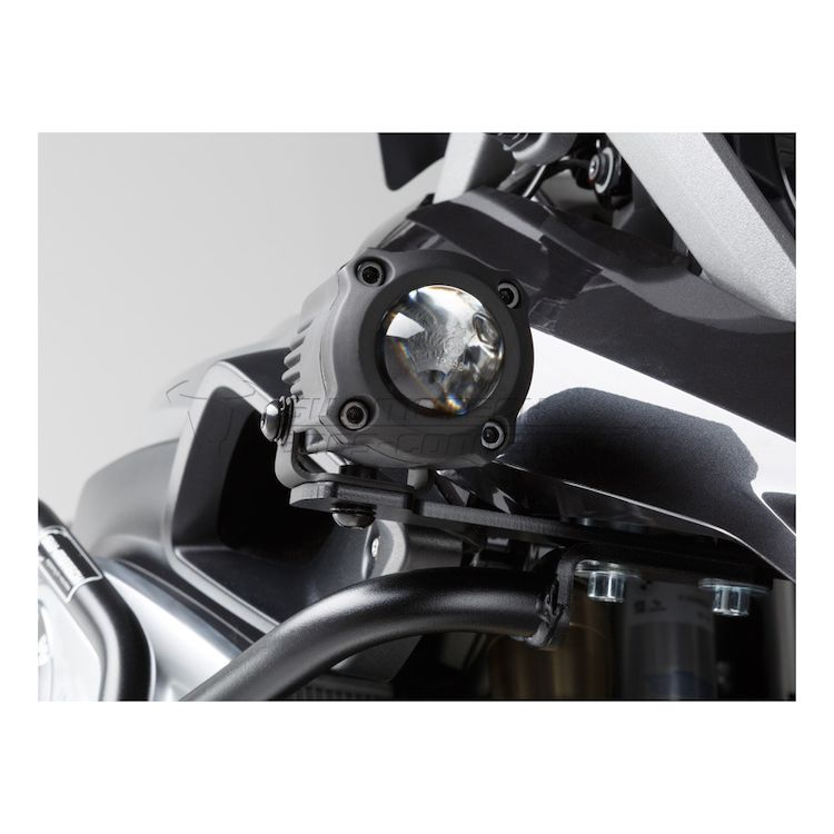 SW-MOTECH Auxiliary Light Mount BMW R1200GS 2013-2018