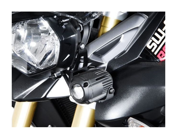 Sw Motech Auxiliary Light Mount Triumph Tiger 800 2010 2017 Revzilla