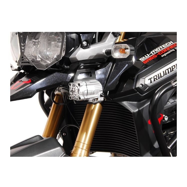 SW-MOTECH Auxiliary Light Mount Triumph Explorer / XC 2012-2015