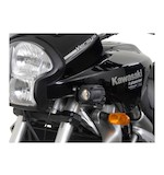 SW-MOTECH Auxiliary Light Mount Kawasaki Versys 2007-2009
