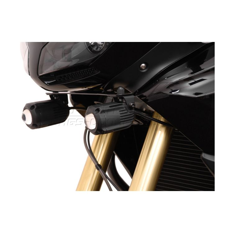 SW-MOTECH Auxiliary Light Mount Triumph Tiger 1050 2007-2012