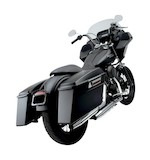 Cycle Visions Bagger Tail Saddlebag Mount For Harley Dyna 2006-2017
