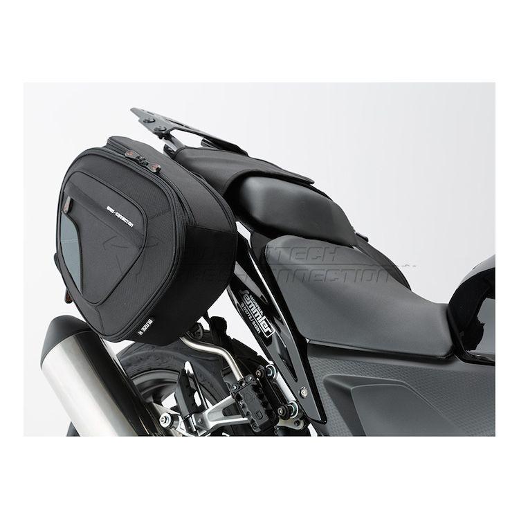 SW-MOTECH Blaze Saddlebag System Honda CBR600RR / CBR500R / CBR500F / CBR650F
