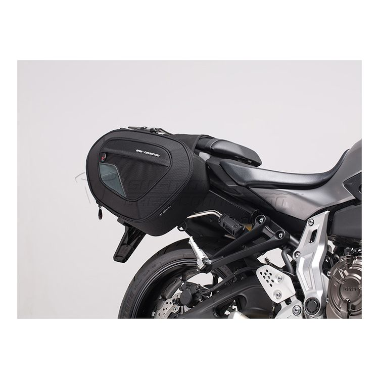 SW-MOTECH Blaze Saddlebag System Yamaha FZ-07 / MT-07 2014-2018