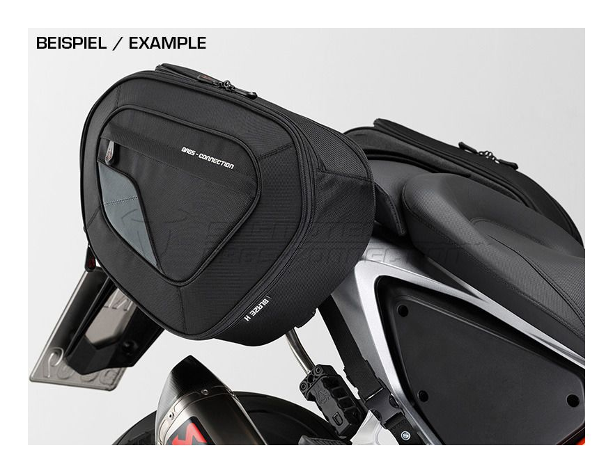 sw-motech blaze saddlebag system ktm 1290 super duke r 2014-2015