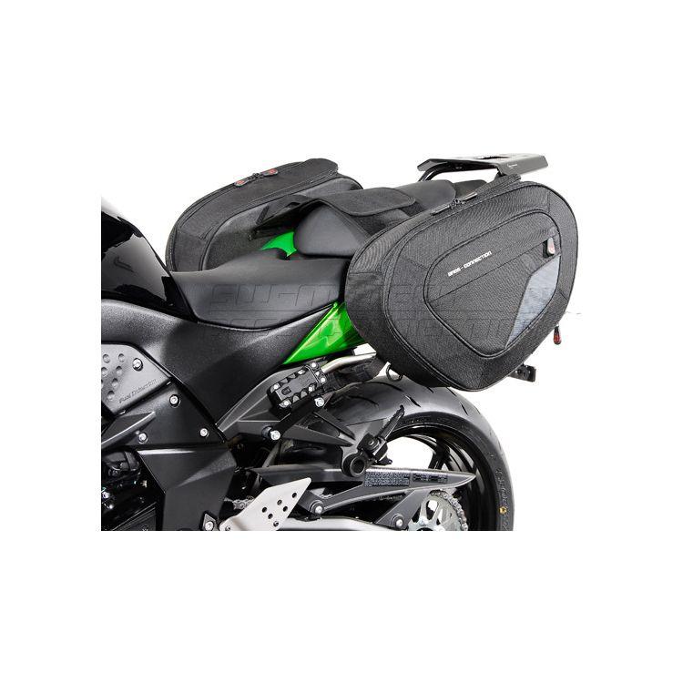 SW-MOTECH Blaze Saddlebag System Kawasaki Z750 / R 2007-2012