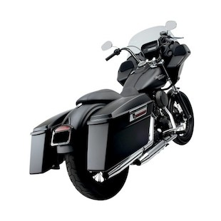 Cycle Visions Bagger Tail Saddlebag Mount For Harley Dyna