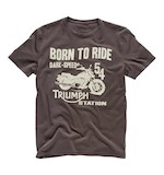 Triumph Lowar Born To Ride T-Shirt