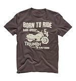 Triumph Lowar Born To Ride T-Shirt