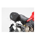 SW-MOTECH Blaze Saddlebag System Ducati Monster 1200 / 821 2014-2016