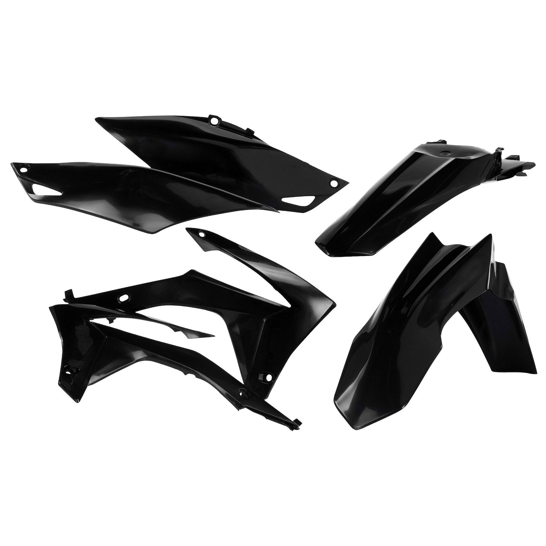 Acerbis Front Fender Black Honda CRF450R 2013-2016 Fits