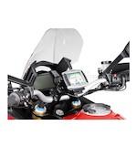 SW-MOTECH Quick Release GPS Mount Ducati Multistrada 1200/S 2010-2015