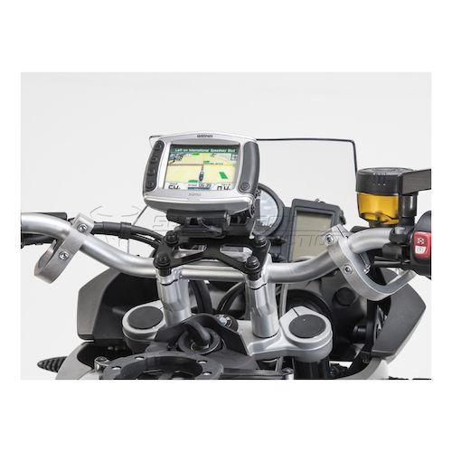 Case Design phone case bike mount : SW-MOTECH Quick Release GPS Mount BMW F650GS / F700GS / F800GS ...